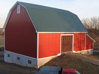 Historic Barn Renovation, Dexter, MI