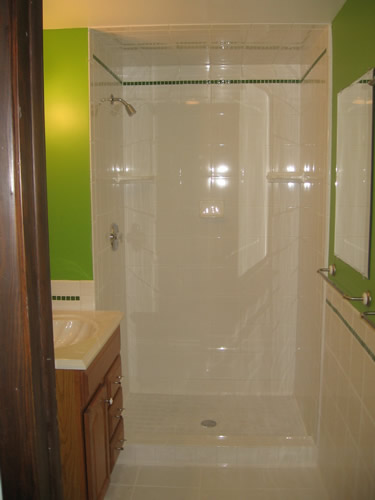 Stonebrook Construction Completed Construction Projects - Bathroom remodel ann arbor
