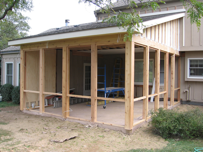 Stonebrook construction completed construction projects for Home room additions