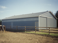 New Agricultural Building, South Lyon, MI